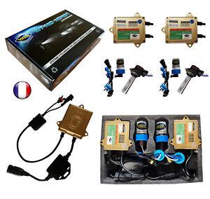 ✨ Kit HID Xénon VEGA® 55W ASIC 2 ampoules HIR2 9012 6000K ODB Marque Française ✨