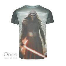 Official Mens STAR WARS The Force Awakens KYLO REN T Shirt from PRIMARK