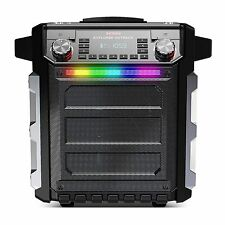 ION Explorer 100 Watts Outback Wireless Rechargeable Speaker IPX4 NFC Pairing