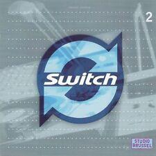 SWITCH 2 Studio Brussel Volume 2  -  2 CD Compilation Album