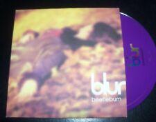 Blur Beetlebum Card Sleeve Promo CD Single