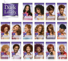 Dark and Lovely Permanent Hair Colour  ( New Packaging ) Fade Resist