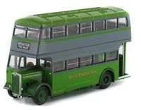 EFE 26325 OO SCALE Guy Arab II Utility Double Deck Bus. Southdown Motor Services