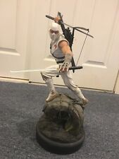 "GI Joe ""Sideshow Collectibles"" Storm Shadow Statue (Very Rare)"