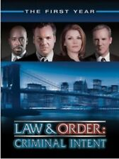 Law & Order Criminal Intent - The First DVD