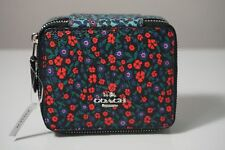 Coach Ranch Floral Print Mix Jewelry Box F59836