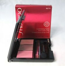 Shiseido Luminizing Satin Eye Color Trio ~ RD 711 ~ .1 oz. ~ BNIB