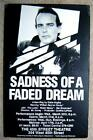 Sadness of a Faded Dream Theater Play Window Lobby Card