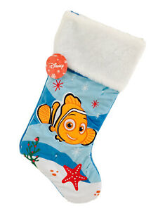 Disney Finding Nemo Christmas Stocking