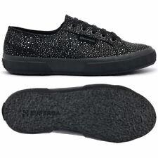 Superga 2750-synrazzaw Sneaker a collo basso Donna Grey Silver 38 EU dbd9855e6f1