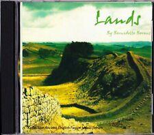 LANDS Instrumental Music CD Album, haunting, Ethereal, Celtic, Instrumental