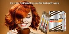 Valentus Slim Roast Coffee 2 Pack - Coffee - Weight Management - 100% natural -