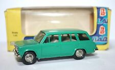 1/43 1960 LADA VAZ 2102 USSR CCCP diecast metal in BOX Scale model for collector