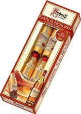 Asbach Pralinen German Liqueur Brandy DARK Chocolate Mini BOTTLES Christmas Gift