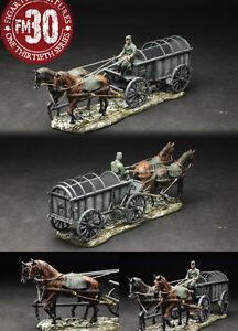 Figarti ETG-074  German Supply Wagon MIB Retired