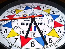 RAF Sector Clock, Biggin Hill WW2 Battle of Britain 75th Anniversary 1940-2015