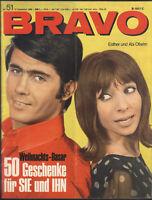 BRAVO Nr.51 vom 12.12.1966 Troggs, Margitta Scherr, James Garner, Conny Froboess