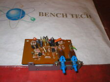 Vector Research Model  VR-5000 Hi Filter IN / FM Mute Out Control Board