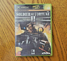 Soldier of Fortune II: Double Helix (Microsoft Xbox, 2003) Tested - Fast Ship