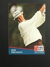1991 PGA Tour Pro Set Bob Erickson #264