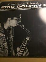 Eric Dolphy Outward Bound LP