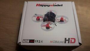 RC Drone/ Quad Happymodel Mobula6 HD  frsky RX.