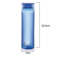Cello H2O Unbreakable Bottle, Colour Blue, 1000ml