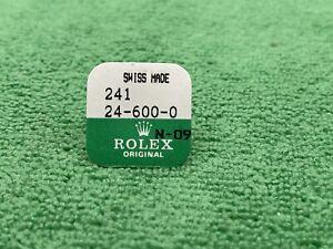 Genuine Rolex Crown 24-600-0 Steel Sealed Datejust Explorer
