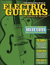 Blue Book of Electric Guitars 15th Edition Sheet Music Guitar Book NEW 000138728