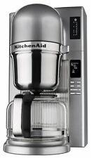 KitchenAid RR-KCM0802CU Pour Over Coffee Brewer, Contour Silver