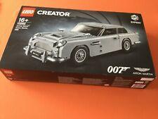 LEGO Creator James Bond Aston Martin DB5 Age 16+ In original box