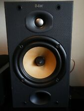 Bowers & Wilkins B&W DM601 S2 Bookshelf Speakers (2) Sound Great See Description