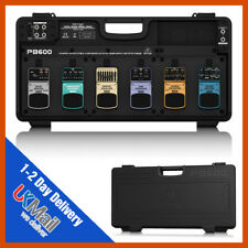 Behringer pb600 Guitar Effects Pedal Board | floor board