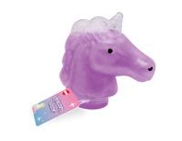Magical Unicorn Poo Putty Slime Kids Toys Glitter Stress Relief Unicorn head Fun