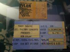 Bob Dylan Concert Tickets