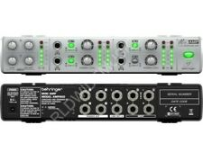Behringer AMP800 Ultra-Compact 4-Channel Stereo MiniAmp Headphone Amplifier