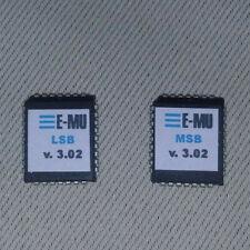EPROMs EMU ESI 32/2000/4000 Sampler - v1.04/v2.10/v3.02 - Firmware OS - PLCC-32