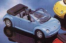 Volkswagen New Beetle Concept Car 1994 Cabrio Blue 1:43 Model MINICHAMPS