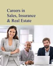 Careers in Real Estate, Sales & Insurance: Print Purchase Includes Free Online