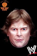 Trick or Treat Studios World Wrestling Entertainment Rowdy Roddy Piper Mask New