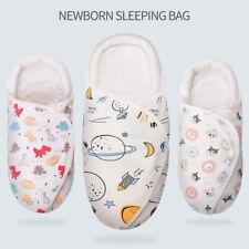 Babydecke Schlafsack Wickeldecke Pucksack Swaddle Babyschale Einschlagdecke  `