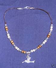 Wooden Tibetan Silver Costume Anklets