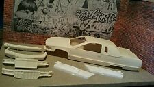 93-96 Cadillac Fleetwood Brougham 2dr Custom Resin kit lowrider.