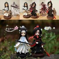 Grandmaster of Demonic Cultivation Wuxian Wangji Handmade Figure Doll Model Cos