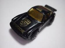 Matchbox Superfast (Macau) Black Porsche 930 (Turbo) Diecast 1:55