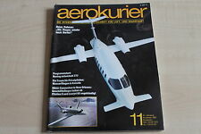 156985) Cessna Citation X - Learjet 60 - aerokurier 11/1990