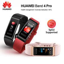 Original Huawei Band 4 Pro Smart Band GPS Amoled 0.95' Metal Material Waterproof