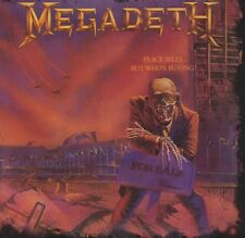 Megadeth - Peace Sells (25th Anniversary Edt.) (Remastered) CD (2) Capitol NEW