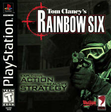 Rainbow Six - PS1 PS2 Playstation Game Complete