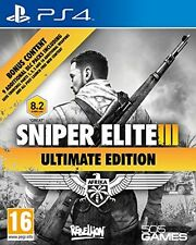 Sniper Elite 3 - Ultimate Edition (PS4) [New Game]